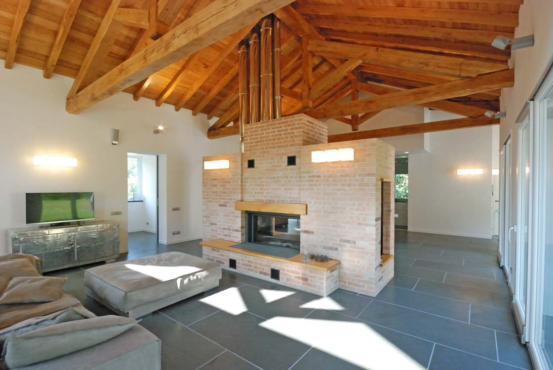 In quale casa vorresti vivere oregioni coperture for Architettura interni case